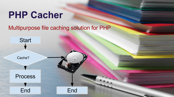 PHP Cacher Multipurpose file caching solution